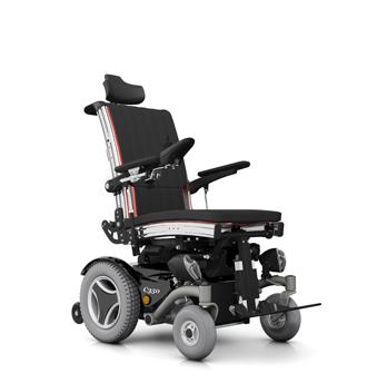 C350TS pos02 - Merdiven ve Kaldırım Tırmanabilen Akülü bir Sandalye için Fikir ve Yorumlarınız